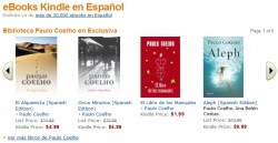 Amazon Launches New Spanish Language Kindle Store - More Local Stores Not Too Far Behind? Amazon