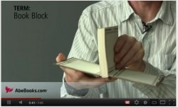 The Parts of a Book (video)
