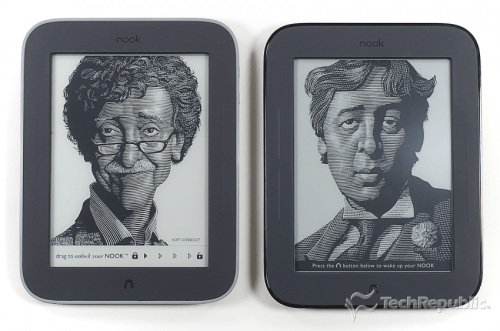 Inside the New Nook Touch (Nooklit) e-Reading Hardware