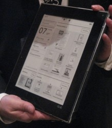 Plastic Logic: There's More to Screen Tech Than eReaders & Tablets e-Reading Hardware