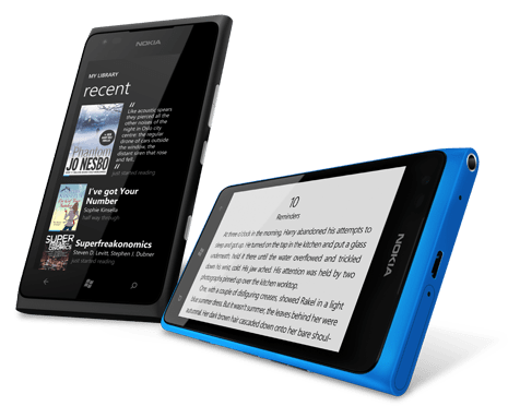 Nokia Launches Reading App in Europe e-Reading Software eBookstore