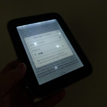 Confirmed: Here's Why You Shouldn't Get the New Nook Glow e-Reading Hardware