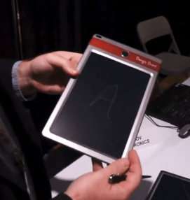 Boogie Board Jot Coming This Fall e-Reading Hardware