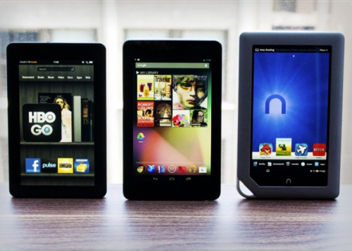 "New Nook Tablet Coming This Fall With a ""Revolutionary Screen"" - (Pixel Qi, Pixtronix, Who?) Rumors"