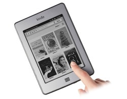 Kindle Touch Update Kills Hack, Closes Security Loophole e-Reading Hardware