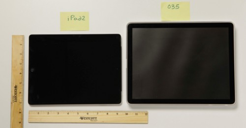 Early iPad Prototype Revealed - The iBrick e-Reading Hardware