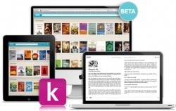 Kobo Shows That HTML5 Reading Apps Have Come of Age e-Reading Software eBookstore Kobo