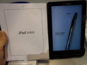 iPad Mini vs ... e-Reading Hardware