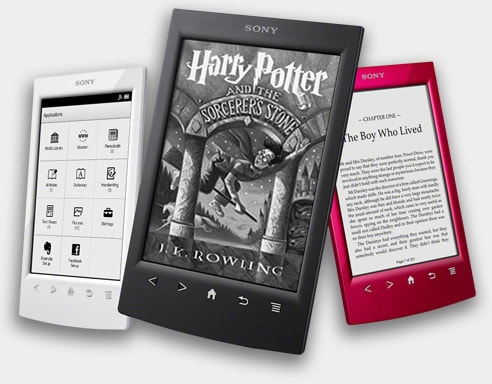 Sony Reader PRS-T2 Now Live On Sony Style Website e-Reading Hardware