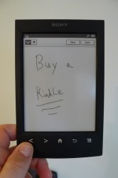 Sony Reader PRS-T2 Now in my Hands Reviews