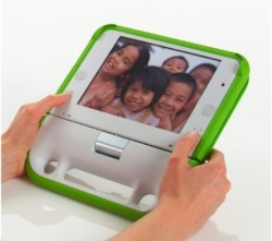 Kindle eBooks Show Up on the OLPC XO-4 Laptop e-Reading Hardware Education
