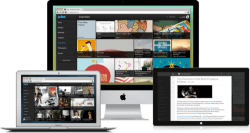 Pulse Goes Stationary With a Browser-Based Feed Reader News Reader