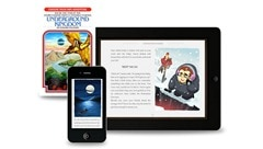 Kickstarter Project Seeks to Turn Choose Your Own Adventure Book into iOS Multimedia Experience e-Reading Software iDevice