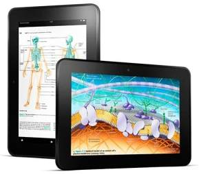 Kindle Fire HD Gets Google Play, Google Apps e-Reading Hardware