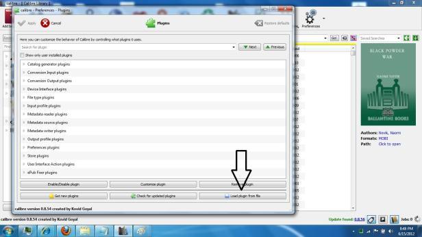 How to Add a Nook DRM-Removal Plugin to calibre calibre DRM Tips and Tricks