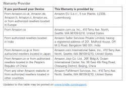 Kindle Paperwhite User Manual Confirms the Rumored Japanese, Chinese Kindle Stores Amazon eBookstore