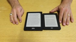 Kobo Mini, Kobo Glo Unboxing Video e-Reading Hardware