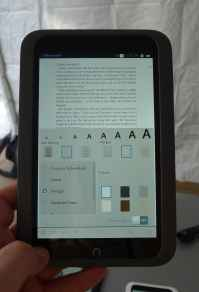 Barnes & Noble Launches a Family Friendly Media Tablet, Pt 2 e-Reading Software Editorials