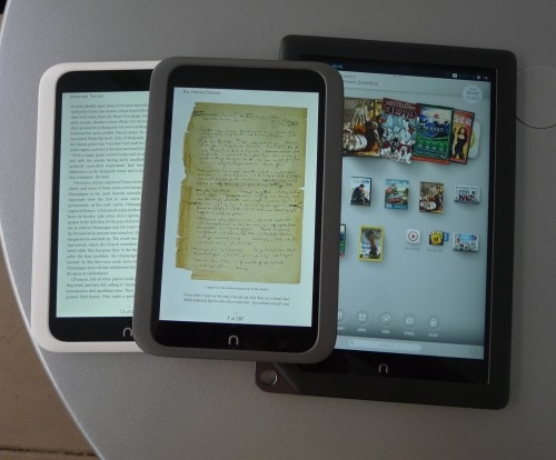 Barnes & Noble Launches a Family Friendly Media Tablet, Pt 1 e-Reading Hardware Editorials