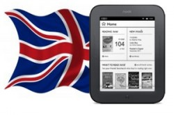 Nook Touch, Nook Glow to be Sold in Dixons, PCWorld This Fall With Prices Starting at £79 e-Reading Hardware
