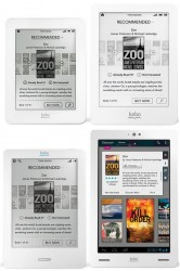 Kobo No Longer Sells eReaders on Their Website e-Reading Hardware