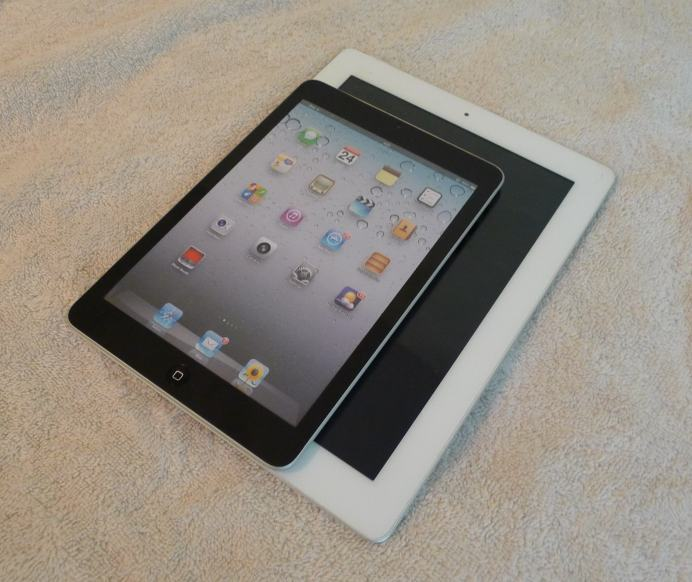 iPad Mini Now in my Hands (Gallery, Video) Reviews