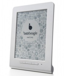 Txtr beagle Officially No Longer World's Cheapest eReader - Will Retail in Germany for 59 Euros e-Reading Hardware