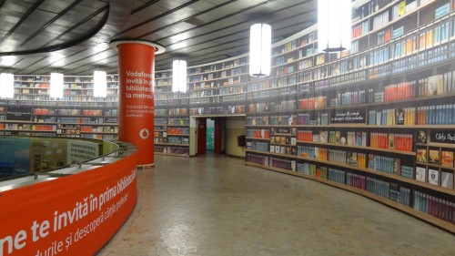 New Digital Library Launched in Romanian Transit Station Digital Library