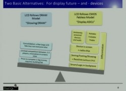 Mary Lou Jepsen of Pixel Qi Talks LCD Screen Tech (Video) Conferences & Trade shows