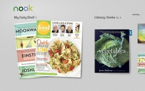B&N Launches New Nook App for Windows RT, Windows 8 Barnes & Noble e-Reading Software