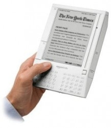 The Amazon Kindle Turns Five Today Blast from the Past