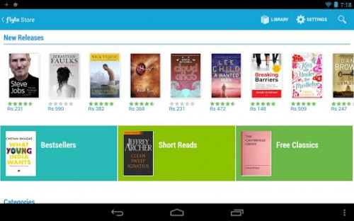 Flipkart Launches New eBookstore in India While Amazon Closes Indian Kindle Store Amazon eBookstore
