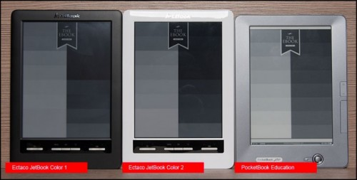 Ectaco Unveils the Jetbook 2 eReader w\New Triton 2 Color E-ink Screen e-Reading Hardware