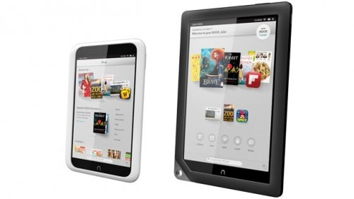 B&N Expands Nook Clearance Sale to the UK e-Reading Hardware