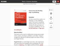 PressBooks to Release Epub-Making Plugin for Wordpress ebook tools