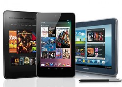Kindle Fire Gained & iPad Lost Siginificant Market Share This Holiday Season Uncategorized