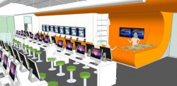 San Antonio's Bookless Public Library is One Step Closer Reality Digital Library