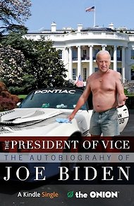 The Onion Gets Into eSingles With Joe Biden Autobiography Publishing