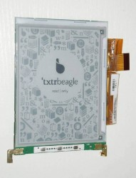 Txtr beagle Clears the FCC e-Reading Hardware