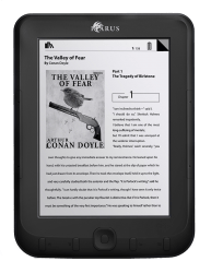 """eReaders With Knockoff E-ink Screens Now Available in Multiple Sizes: 4.3"""", 6"""", 8"""" e-Reading Hardware"""