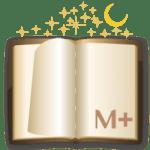 moon plus logo reader