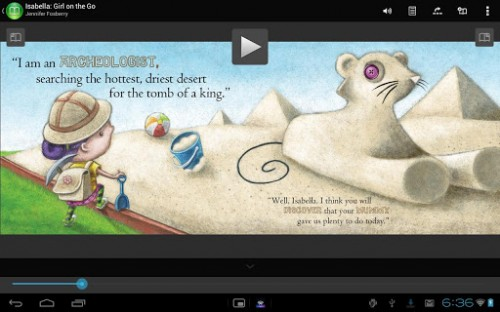 Sony Reader for Android's New Support for Epub3 Makes Me Think Epub3 is DOA e-Reading Software eBookstore