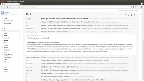 How to Make Feedly Look More Like Google Reader News Reader