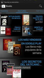 Google Play Books is Now Live in Mexico eBookstore Google