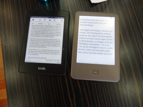 Tolino Shine eReader Launched - Germany's Next Marginally Successful eReader e-Reading Hardware
