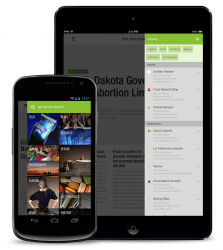 Feedly Adds 3 Million Users in 19 Days, Takes Aim At Pulse, Flipboard, And Other Reading Apps News Reader