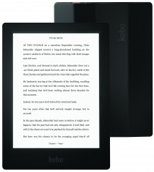 "Kobo Launches New 6.8"" eReader - the Kobo Aura HD Uncategorized"