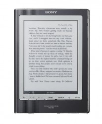 Sony Bucks the Trend - Won't Ever Release an eReader with a Frontlight e-Reading Hardware