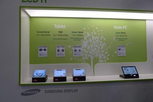 Why Samsung Sold Liquavista, in a Single Photo Conferences & Trade shows e-Reading Hardware