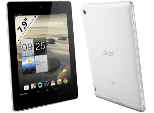 "Acer Outs the 7.9"" Iconia A1 - a $200 Nexus 7 Competitor e-Reading Hardware"